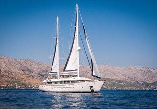 Aiaxaia Charter Yacht at Monaco Yacht Show 2019
