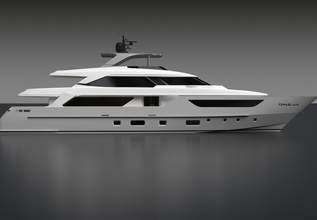 Blue Agave Charter Yacht at Monaco Yacht Show 2015