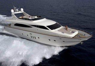 Liberata Charter Yacht at Palma Superyacht Show 2018