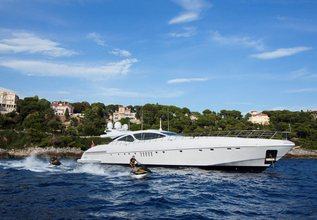 Mac Too Charter Yacht at Monaco Grand Prix 2016