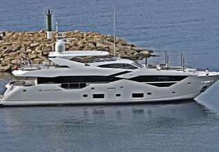 Hey One Charter Yacht at Cannes Yachting Festival 2018