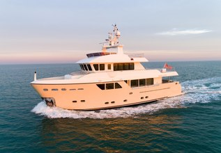 Stella del Nord Charter Yacht at Cannes Yachting Festival 2015