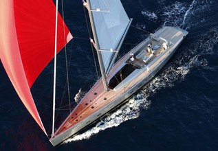 Ghost Charter Yacht at Monaco Yacht Show 2019