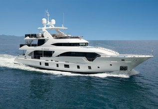 My Paradis Charter Yacht at Cannes Yachting Festival 2014