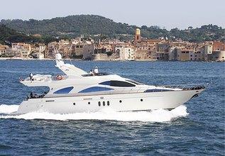 XS Charter Yacht at Palma Superyacht Show 2018