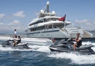 Mogambo Charter Yacht at Antigua Charter Yacht Show 2014