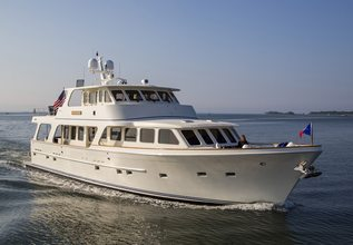Nordfjord Charter Yacht at Fort Lauderdale Boat Show 2015