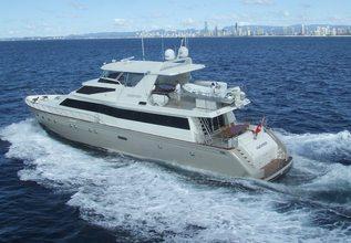 Auspro Charter Yacht at Australian Superyacht Rendezvous 2018