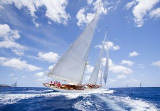 Adela Charter Yacht at The Superyacht Challenge, Antigua 2013