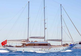 Bella Mare Charter Yacht at TYBA Yacht Charter Show 2018