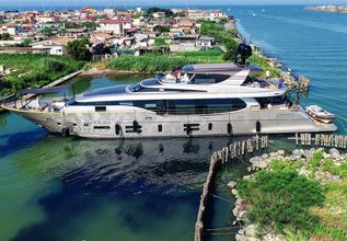 Lady Elaine Charter Yacht at Monaco Yacht Show 2019