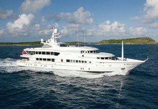 Sea Pearl Charter Yacht at Monaco Grand Prix 2016