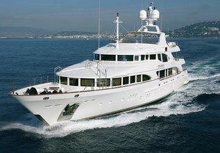 Idyllwild Charter Yacht at Festival de la Plaisance de Cannes 2013