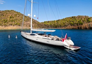Palmira Charter Yacht at The Superyacht Cup Palma 2016