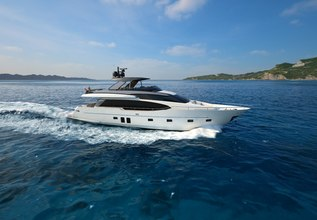 Black Gold Charter Yacht at Cannes Yachting Festival 2017