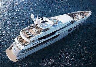 Rasha Charter Yacht at Monaco Yacht Show 2017