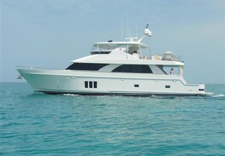 Rhondavous Charter Yacht at Palm Beach Boat Show 2014