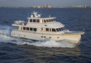 Ruff Seas Charter Yacht at Fort Lauderdale Boat Show 2017