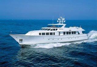 Fae Lon Charter Yacht at Fort Lauderdale Boat Show 2016
