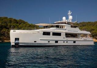Ocean Dream Charter Yacht at Palma Superyacht Show 2021