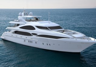Q95 Charter Yacht at Monaco Yacht Show 2018