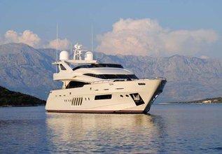 Kokomolink Charter Yacht at Fort Lauderdale Boat Show 2015