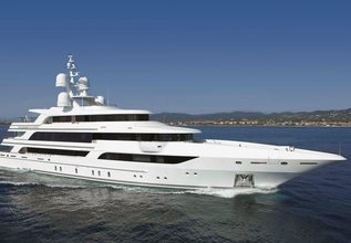 Moca Charter Yacht at Fort Lauderdale International Boat Show (FLIBS) 2021