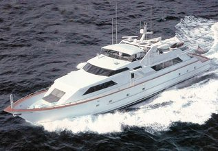Monte Cassino Charter Yacht at Miami Yacht & Brokerage Show 2015