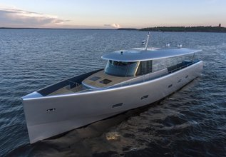 Perfection Charter Yacht at Monaco Yacht Show 2017