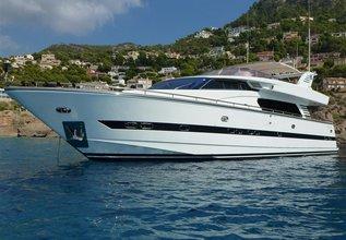 Gran Aventura Charter Yacht at Palma Superyacht Show 2015