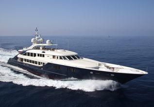Ledra Charter Yacht at Mediterranean Yacht Show 2017