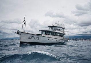 Iceberg Charter Yacht at Fort Lauderdale International Boat Show (FLIBS) 2021