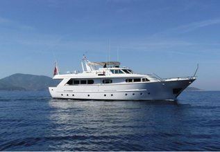 Back Soon Charter Yacht at Palma Superyacht Show 2015