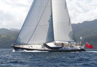 Dama de Noche Charter Yacht at Antigua Charter Yacht Show 2018