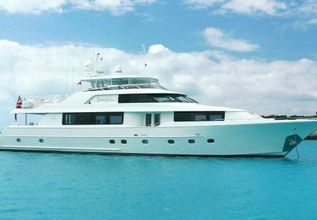 Sea Clef Charter Yacht at Fort Lauderdale Boat Show 2015