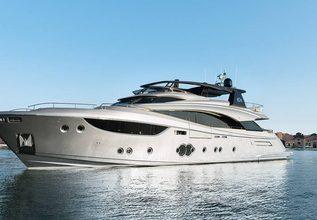 G Charter Yacht at Monaco Yacht Show 2015