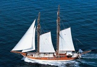 Matina Charter Yacht at Mediterranean Yacht Show 2017