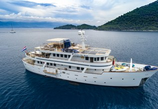 Donna Del Mare Charter Yacht at Montenegro Yacht Show 2015