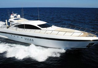 Orion I Charter Yacht at Cannes Yachting Festival 2017