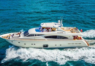 Kavita Charter Yacht at Yachts Miami Beach 2017