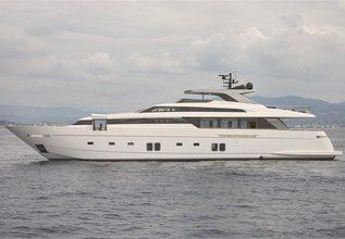 My Cenae Charter Yacht at Monaco Yacht Show 2015