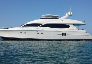 Always Barefoot Charter Yacht at Fort Lauderdale Boat Show 2014