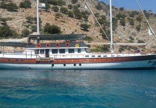 Oguz Bey Charter Yacht at TYBA Yacht Charter Show 2019