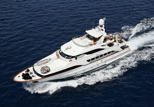 Satine Charter Yacht at Cannes Film Festival 2014