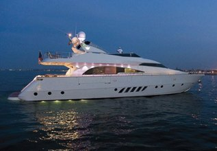 Freewind II Charter Yacht at Yachts Miami Beach 2016