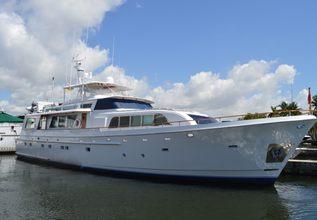 Mobjack Charter Yacht at Newport Charter Show 2015