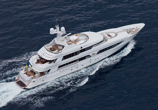 Lady Anastasia Charter Yacht at Monaco Yacht Show 2018