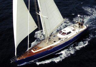 Aglaia Charter Yacht at Palma Superyacht Show 2018