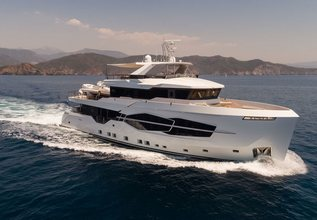 Q.M. Charter Yacht at Cannes Yachting Festival 2019