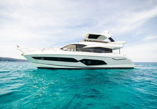 Adriano Charter Yacht at Palma Superyacht Show 2018